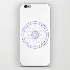 Anime Magic Circle 10 iPhone & iPod Skin