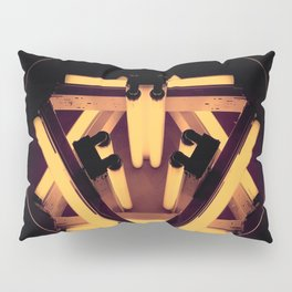 Star. Pillow Sham