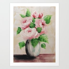 Happy Birthday Beautiful Art Print