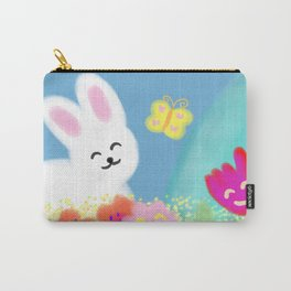 Live happy life  Carry-All Pouch