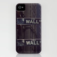 Wall Street Slim Case iPhone (4, 4s)