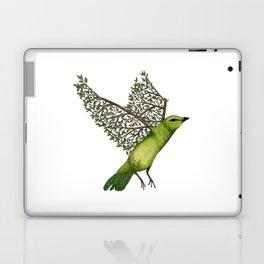 Birds of Paradise: European Roller Laptop & iPad Skin