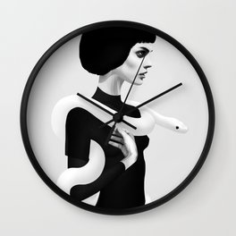 Only Skin Wall Clock