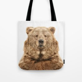 Bear European Tote Bag