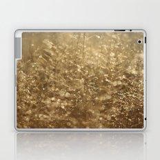 Diamonds and Gold Laptop & iPad Skin