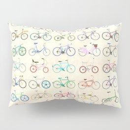 Bikes Pillow Sham