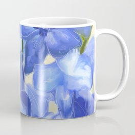 What You Always Needed - Delphinium Blue Coffee Mug