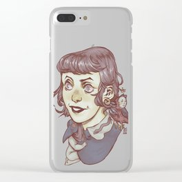 Light Witch Clear iPhone Case