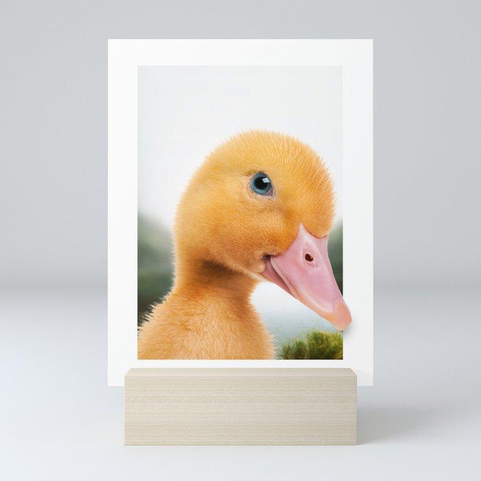 Duckling Mini Art Print