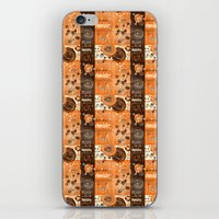 chemistry iPhone & iPod Skins featuring chemistry by kociara
