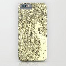 following footprints Slim Case iPhone 6s