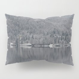 Church At Lake Bohinj Pillow Sham