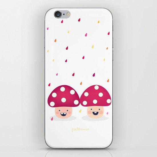 The Twins iPhone & iPod Skin