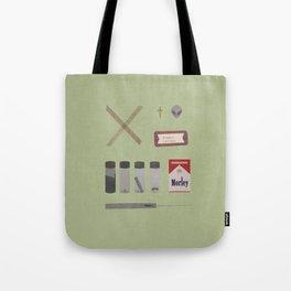 X Files v2 Tote Bag