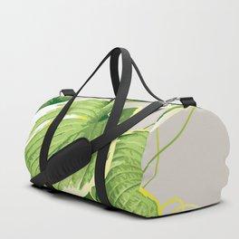 Ficus Plant 2 Duffle Bag