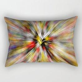 Square Dice Rectangular Pillow