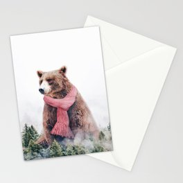Cold Bear Stationery Cards