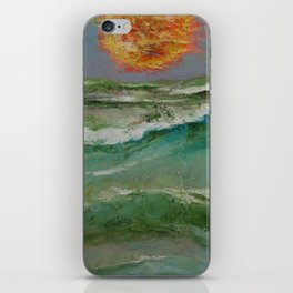Elements iPhone Skin