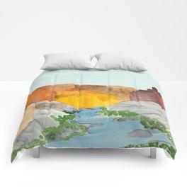 Grand Canyon Comforters