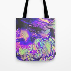 FIRE AND THUD Tote Bag