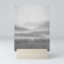 Northern Shores Mini Art Print