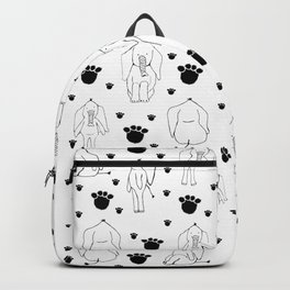 Elephant patterns Backpack
