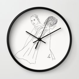 Force Wall Clock