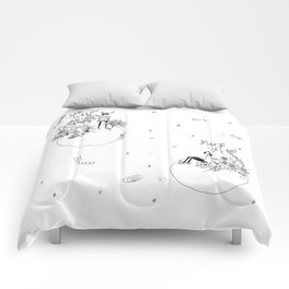 space discussion  Comforters