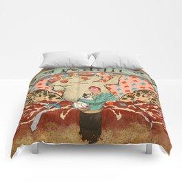 Reddit Poster Comforters