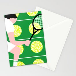 Sport Series: Tennis 2 Stationery Cards