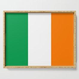Flag of Ireland - Irish Flag Serving Tray