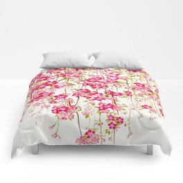 Cherry Blossom 1 Comforters