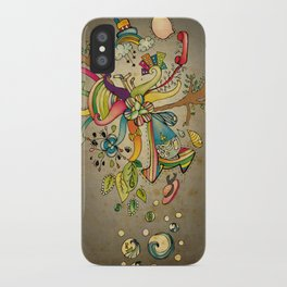Another Strange World iPhone Case