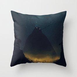 Stillness Throw Pillow