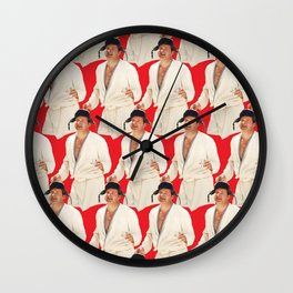 Sh!&%er Was Full! Wall Clock