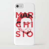 juventus iPhone & iPod Cases featuring MARCHI by Vectdo