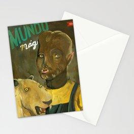 Mundo Magico 05 Stationery Cards