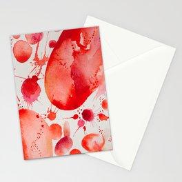 Pink Study Stationery Cards