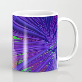 Fiber Fall Coffee Mug