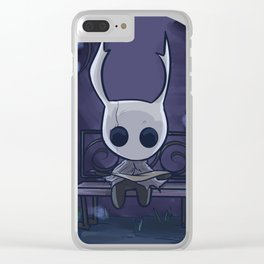 hollow knight Clear iPhone Case