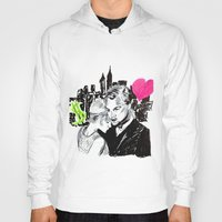 the great gatsby Hoodies featuring the Great Gatsby by Ksuhappy