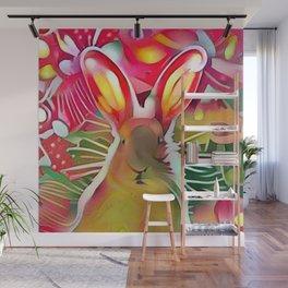 Stalker Rabbit Wall Mural