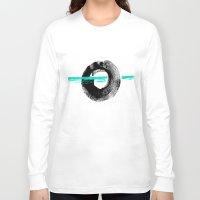darren criss Long Sleeve T-shirts featuring Criss-cross by zAcheR-fineT