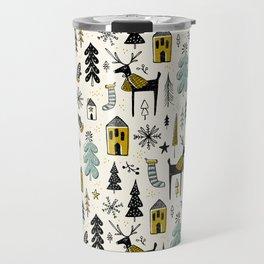 Wonderland Travel Mug