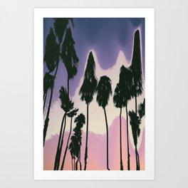 South of Nowhere Art Print