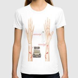 Wipe or Type? T-shirt