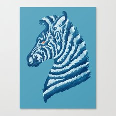 SEAbra Canvas Print