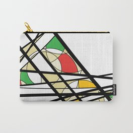 Urban Abstract II Carry-All Pouch
