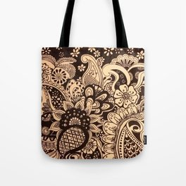 Spring Time Flowers Tote Bag