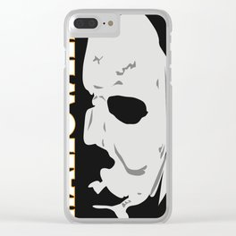 Halloween - Michael Myers Clear iPhone Case